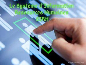 Le Système d'Information Ressources Humaines SIRH