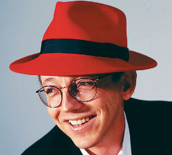 Bob Young + Red Hat