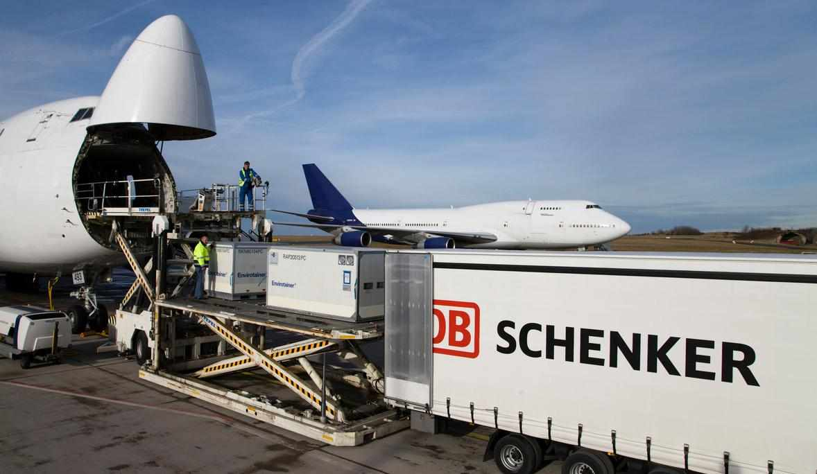 Le groupe DB Schenker