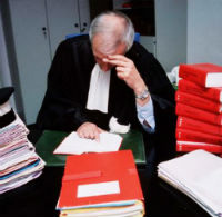 juge d'instruction