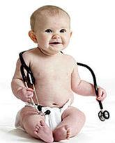 soins au bébé