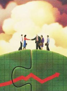 La fusion des entreprises