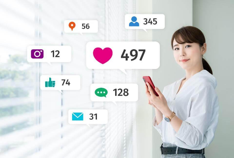 L'intérêt des influenceurs : Le Social Influence Marketing