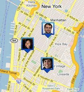 Google Maps et la géolocalisation