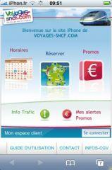 stratégie mobile : La SNCF