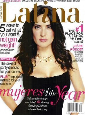 Les magazines féminins Latina