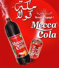 Pub pour Mecca Cola