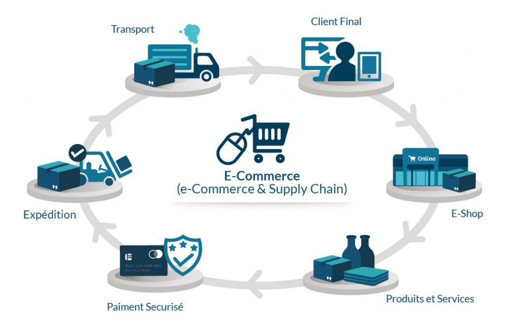 L'e-logistique et ses contraintes (Logistique e-commerce)