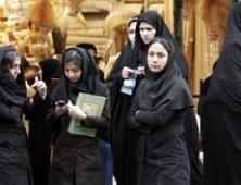 Les femmes diplômées iraniennes