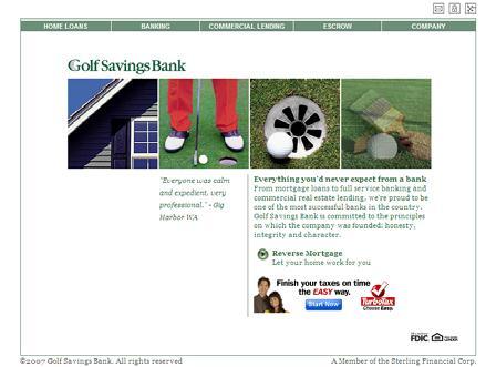 GolfSavingsBank