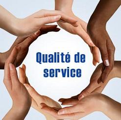 qualité perçue de service