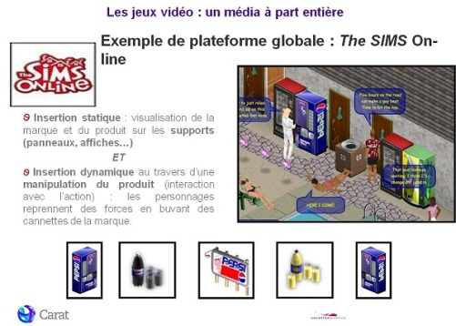 L'advergaming, la forme la plus en vogue de l'advertainment