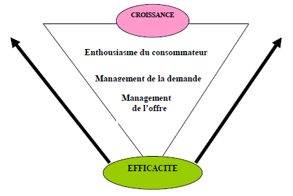 La place du category management dans l'ECR