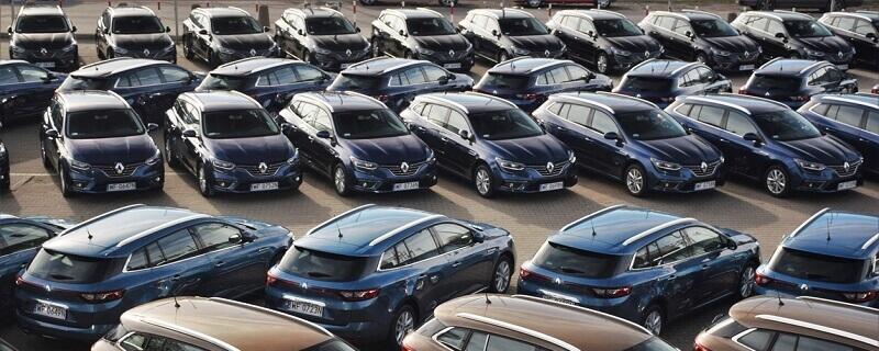 Le regroupement du secteur automobile français