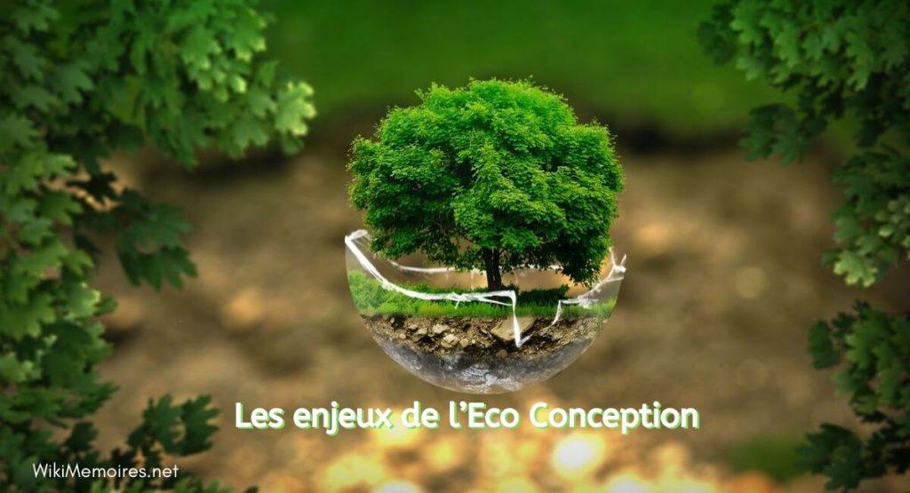 Les enjeux de l'éco conception