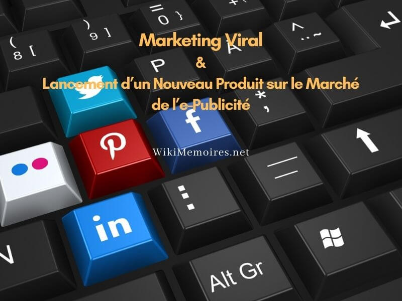 Marketing Viral & Lancement d'un Nouveau Produit sur le Marché de l'e-Publicité