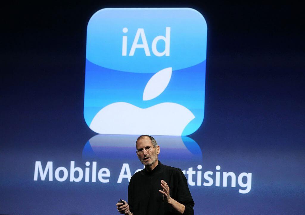 Avec iAd la publicité entre dans une nouvelle ère