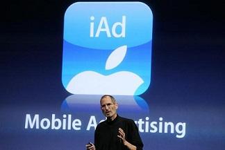 iAd : Une nouvelle compétence pour Apple