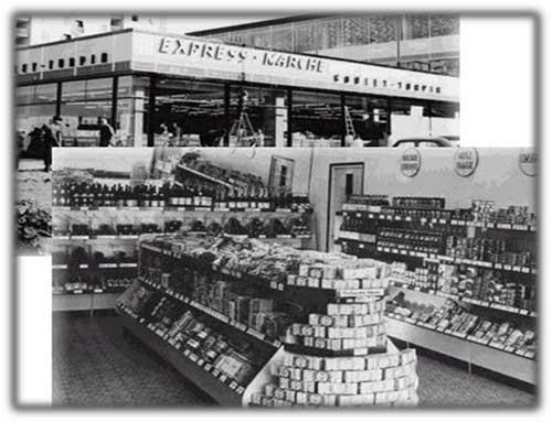 L'historique de la distribution : l'origine et le 20e siècle