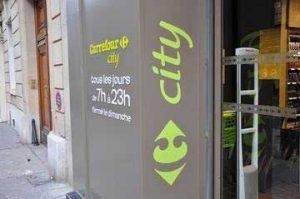 Carrefour City et le commerce de proximité en centre-ville