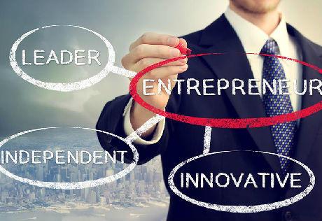 l'entrepreneuriat et de l'entrepreneur